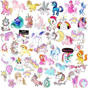 pegatinas unicornios