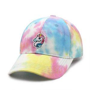 gorras de unicornios
